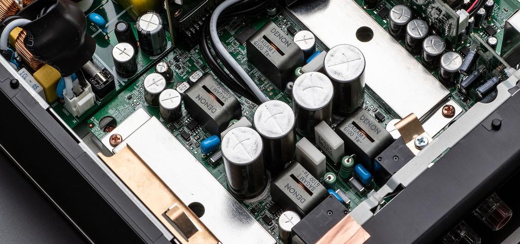 Denon PMA-150H - Lựa chọn ấn tượng dành cho hệ thống mini HiFi đa nhiệm ảnh 4