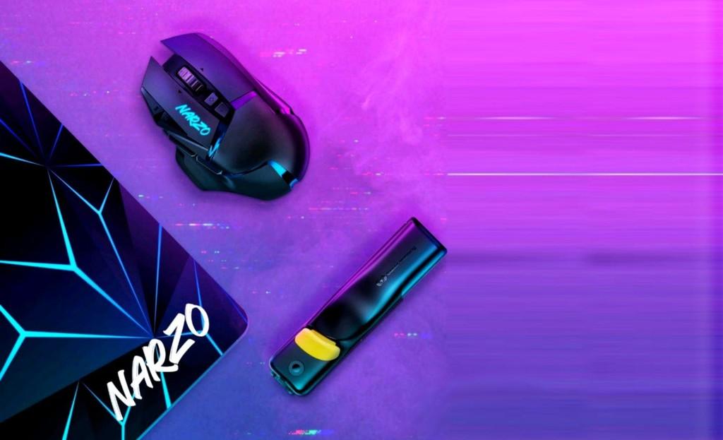 Realme ra mắt phụ kiện chơi game cùng với dòng Narzo 30 ảnh 1