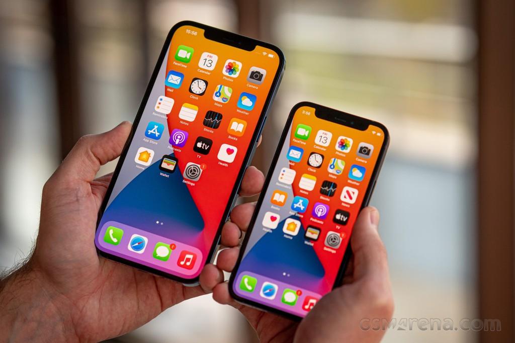 Thiếu chip toàn cầu phục vụ nhu cầu sản xuất iPhone 12 ảnh 1