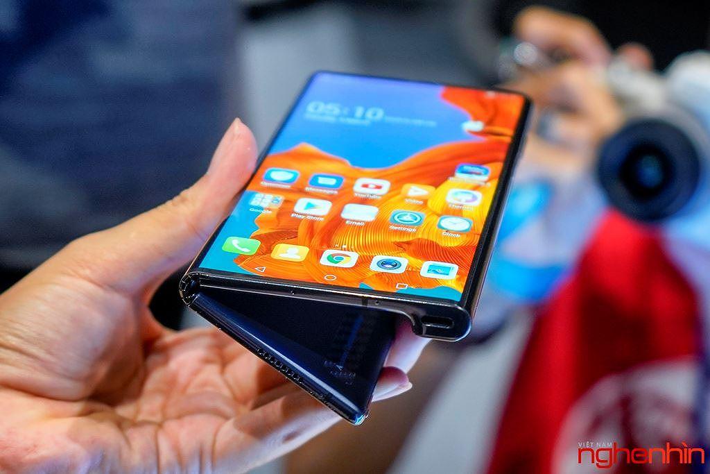 Huawei Mate X và Galaxy Fold: mặc sức sáng tạo ảnh 3