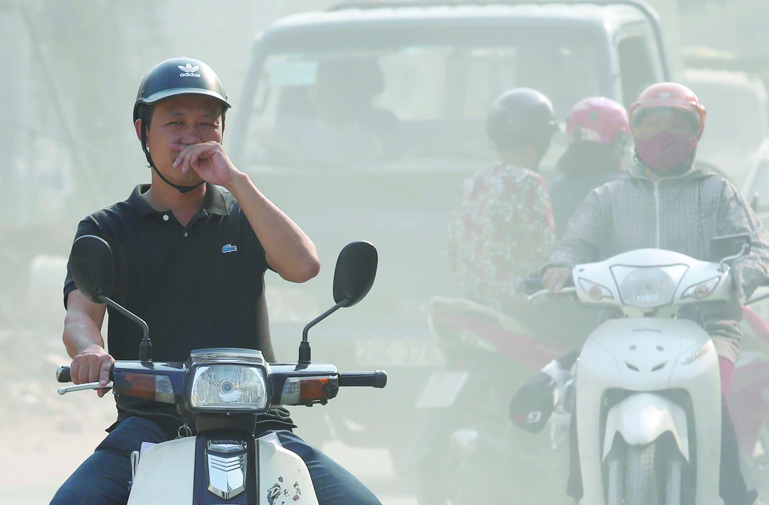Các hợp chất hữu cơ: Một góc ô nhiễm trong không khí Hà Nội