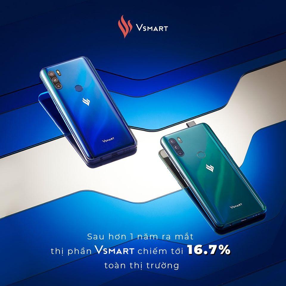 Vsmart đứng TOP 3 thị trường smartphone Việt: Phong độ nhất thời hay đẳng cấp thật sự? ảnh 2