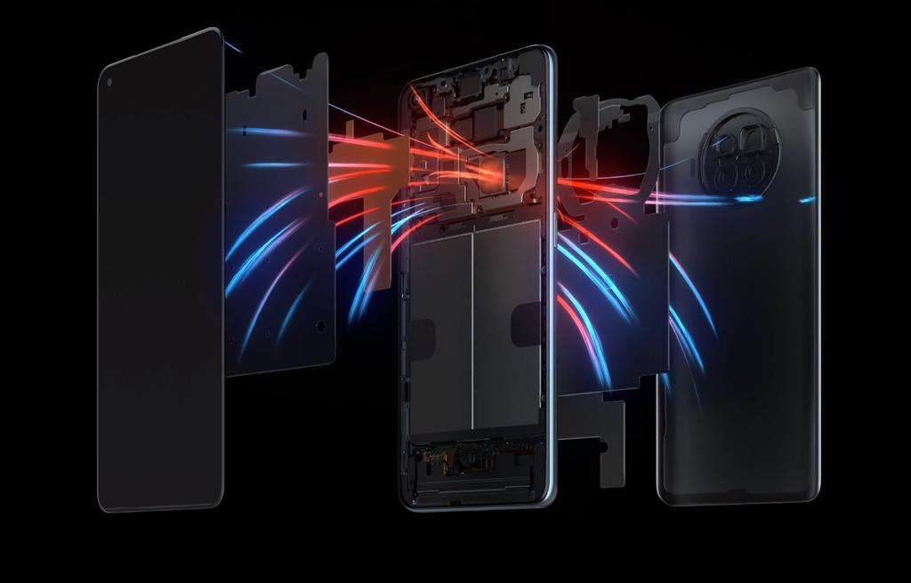 Oppo Ace2 ra mắt: Snapdragon 865, sạc nhanh 65W, màn hình 90Hz, ưu tiên chơi game ảnh 4