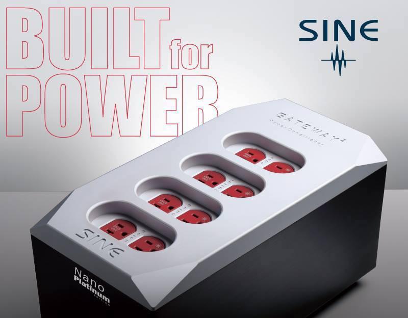 Những thiết bị tối ưu điện nguồn hi-end ấn tượng nhất của thương hiệu SINE ảnh 2
