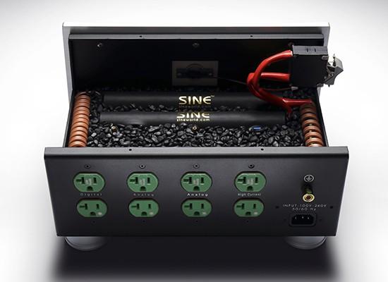 Những thiết bị tối ưu điện nguồn hi-end ấn tượng nhất của thương hiệu SINE ảnh 6