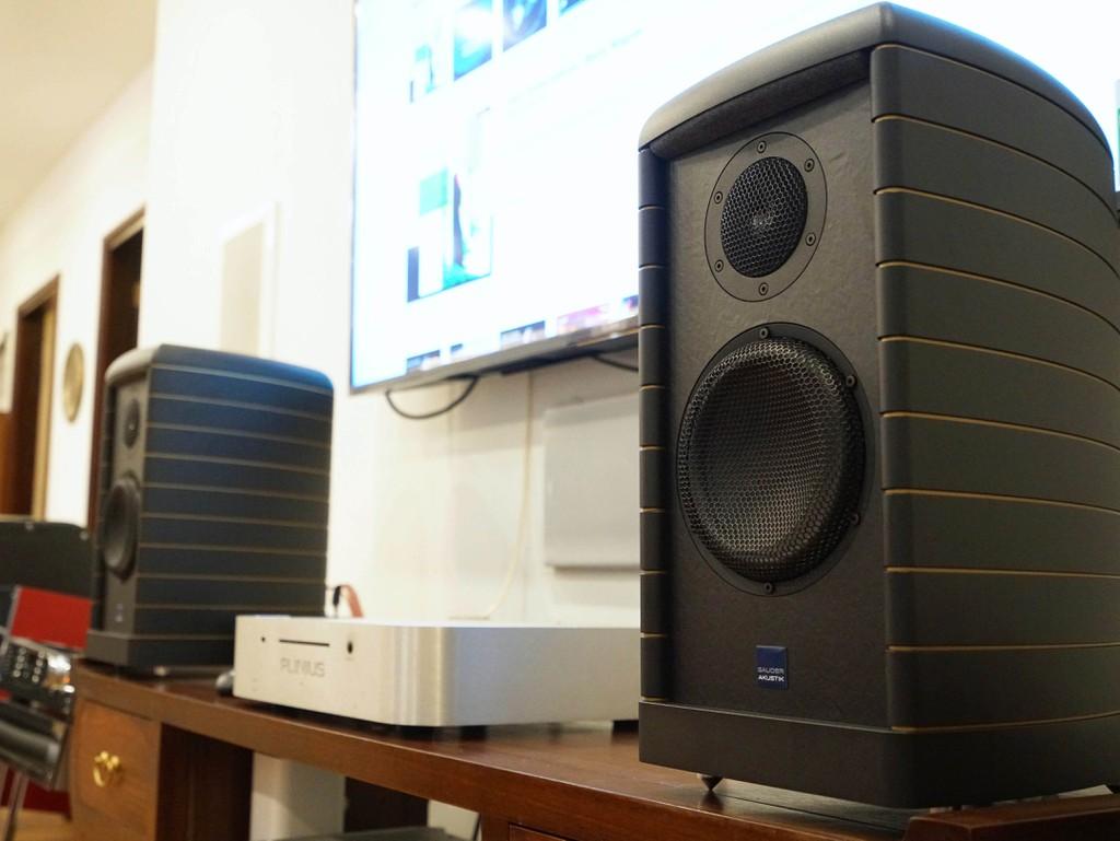 """Gauder Akustik DARC 40 - Loa bookshelf tiền tỉ có khả năng tải """"lượng"""" âm thanh đáng nể ảnh 2"""