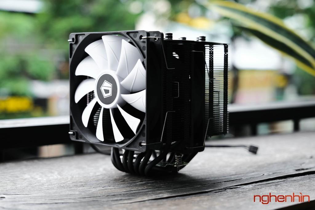 Trên tay tản nhiệt ID Cooling SE-234 và SE-207 giá từ 800 ngàn cân tốt Core i9 ảnh 5