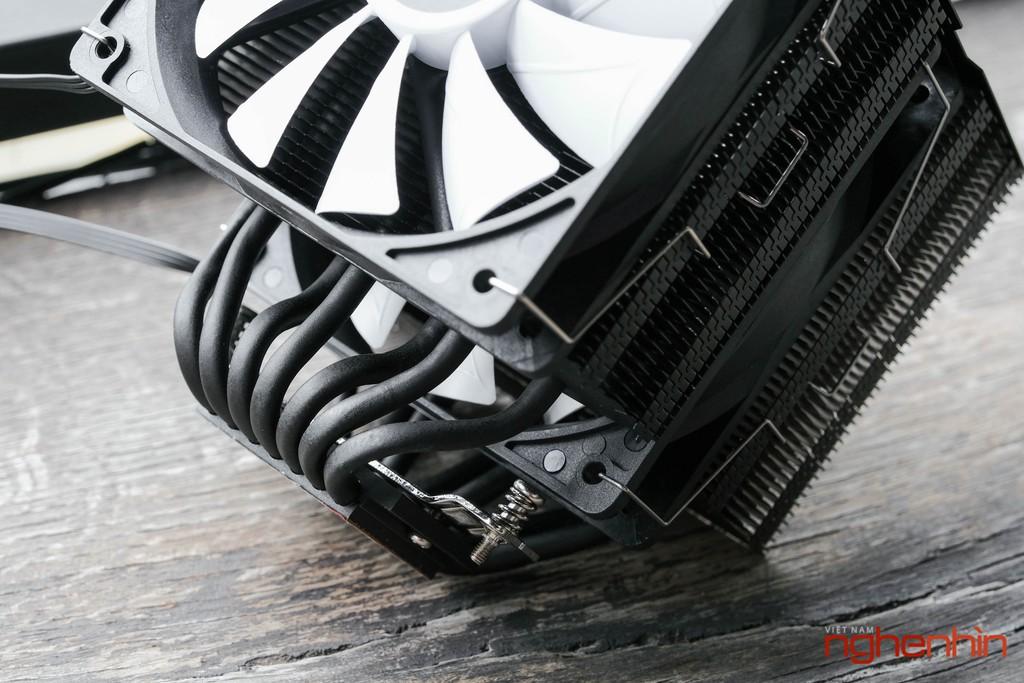 Trên tay tản nhiệt ID Cooling SE-234 và SE-207 giá từ 800 ngàn cân tốt Core i9 ảnh 6