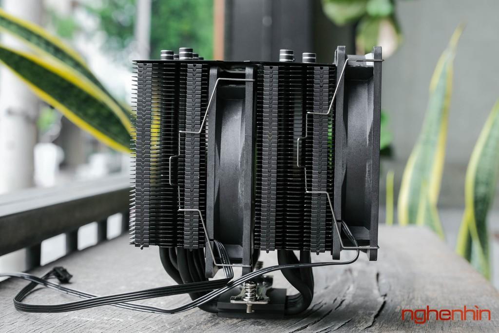 Trên tay tản nhiệt ID Cooling SE-234 và SE-207 giá từ 800 ngàn cân tốt Core i9 ảnh 8