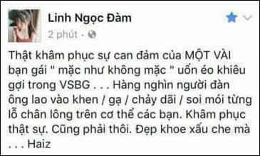 Giong Cris Phan, nhieu streamer tung body shaming, noi tuc, kem duyen hinh anh 2