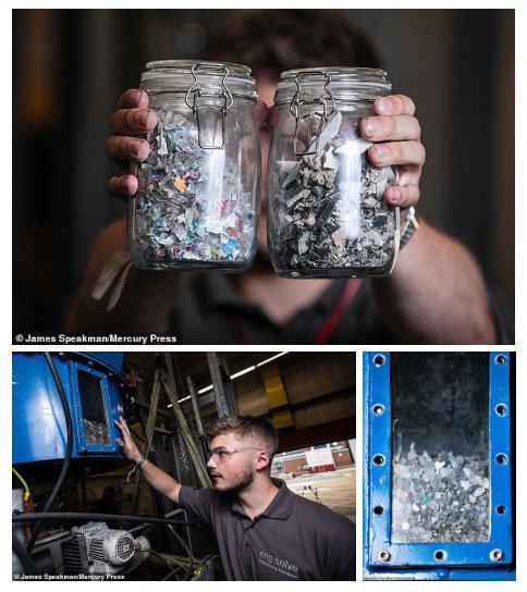 Công nghệ này chuyển mọi loại rác nhựa thành loại khí hydro tổng hợp rồi chuyển thành nhiên liệu.