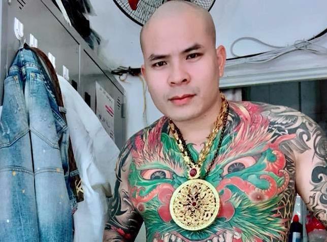 Diem mat giang ho mang xo kham truoc Quang Rambo hinh anh 1
