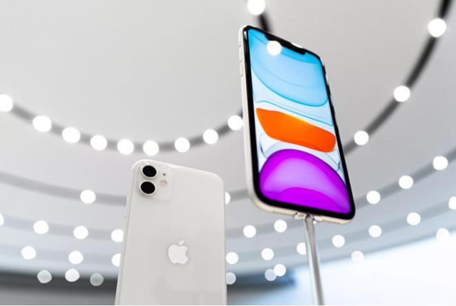 galaxy note 10 va iphone 11: cuoc dua ngoi dau cua lop
