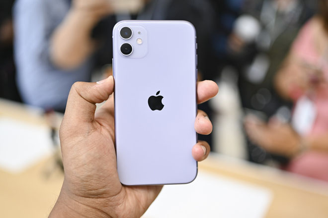 soc: apple chua ban ra, da co nguoi viet nam so huu iphone 11 pro max hinh anh 1
