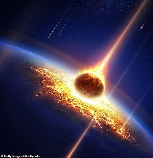 Ước tính có gần 900 thiên thạch có thể đâm vào Trái đất trong 100 năm tới.