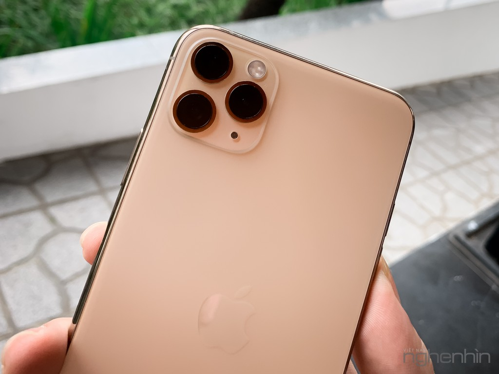 Trên tay bộ 3 iPhone 11, iPhone 11 Pro, iPhone 11 Pro Max đầu tiên tại Việt Nam ảnh 12