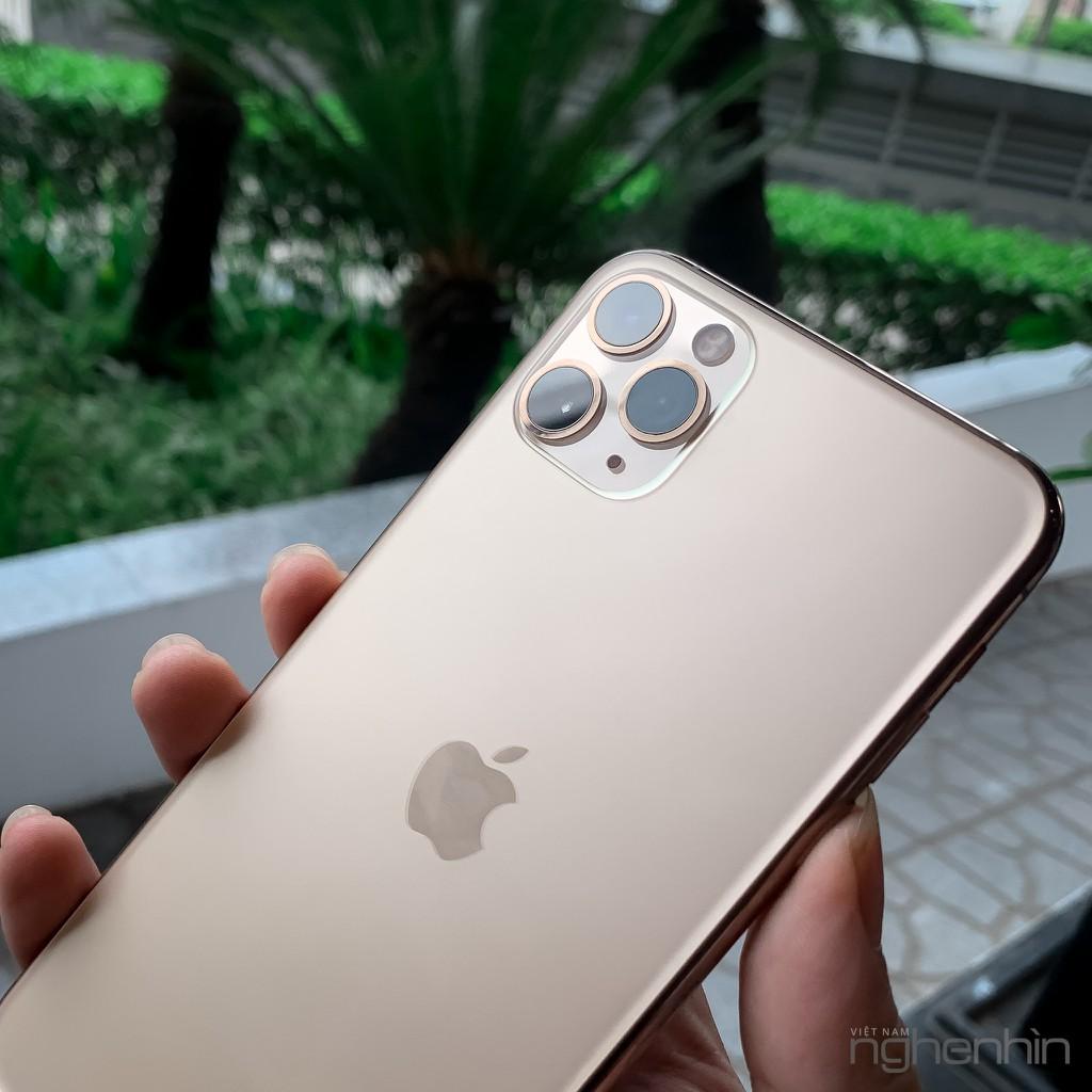 Trên tay bộ 3 iPhone 11, iPhone 11 Pro, iPhone 11 Pro Max đầu tiên tại Việt Nam ảnh 13