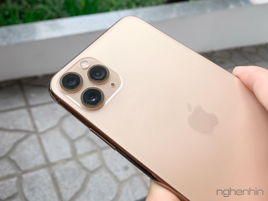 Trên tay bộ 3 iPhone 11, iPhone 11 Pro, iPhone 11 Pro Max đầu tiên tại Việt Nam ảnh 14