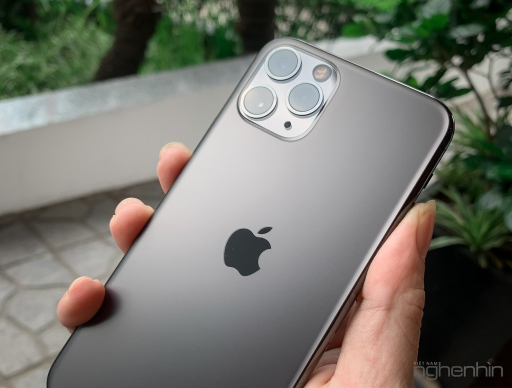 Trên tay bộ 3 iPhone 11, iPhone 11 Pro, iPhone 11 Pro Max đầu tiên tại Việt Nam ảnh 15