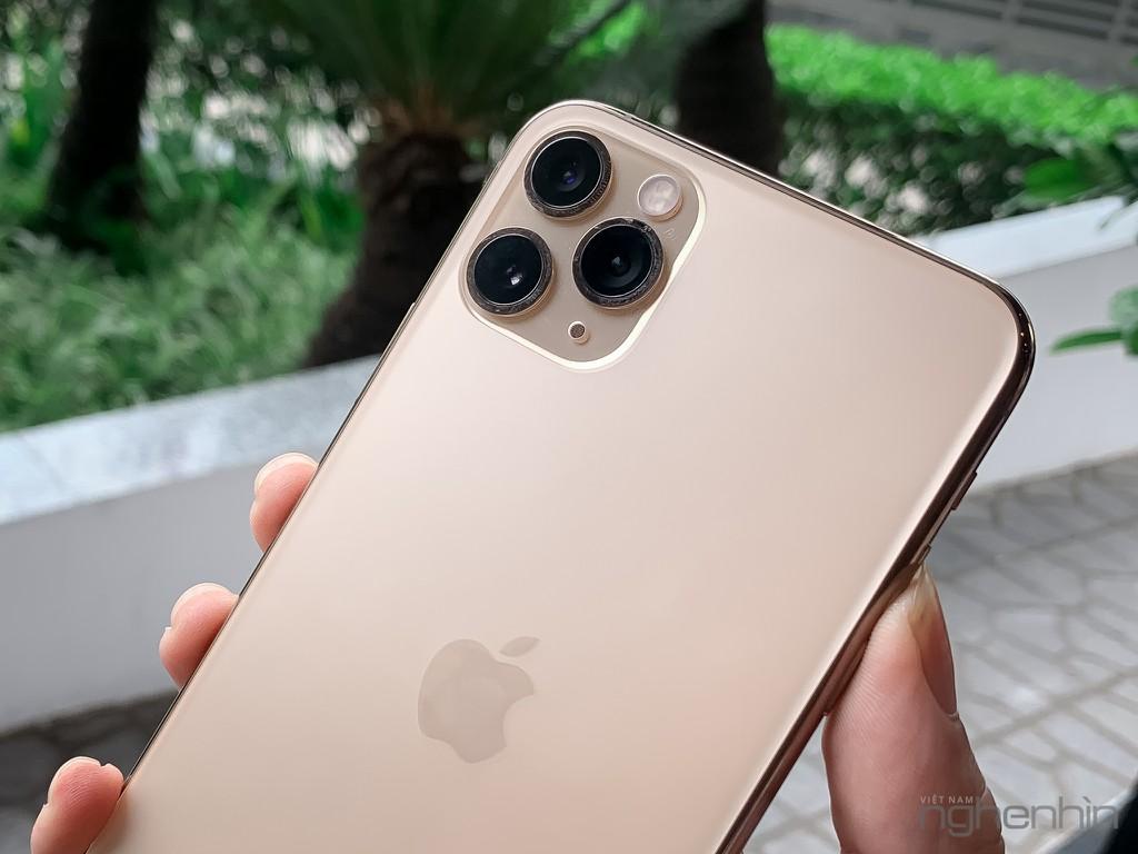 Trên tay bộ 3 iPhone 11, iPhone 11 Pro, iPhone 11 Pro Max đầu tiên tại Việt Nam ảnh 4