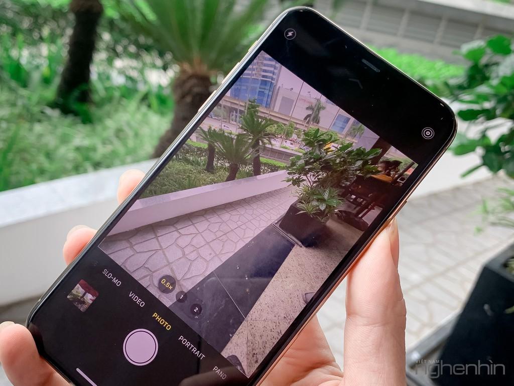 Trên tay bộ 3 iPhone 11, iPhone 11 Pro, iPhone 11 Pro Max đầu tiên tại Việt Nam ảnh 5
