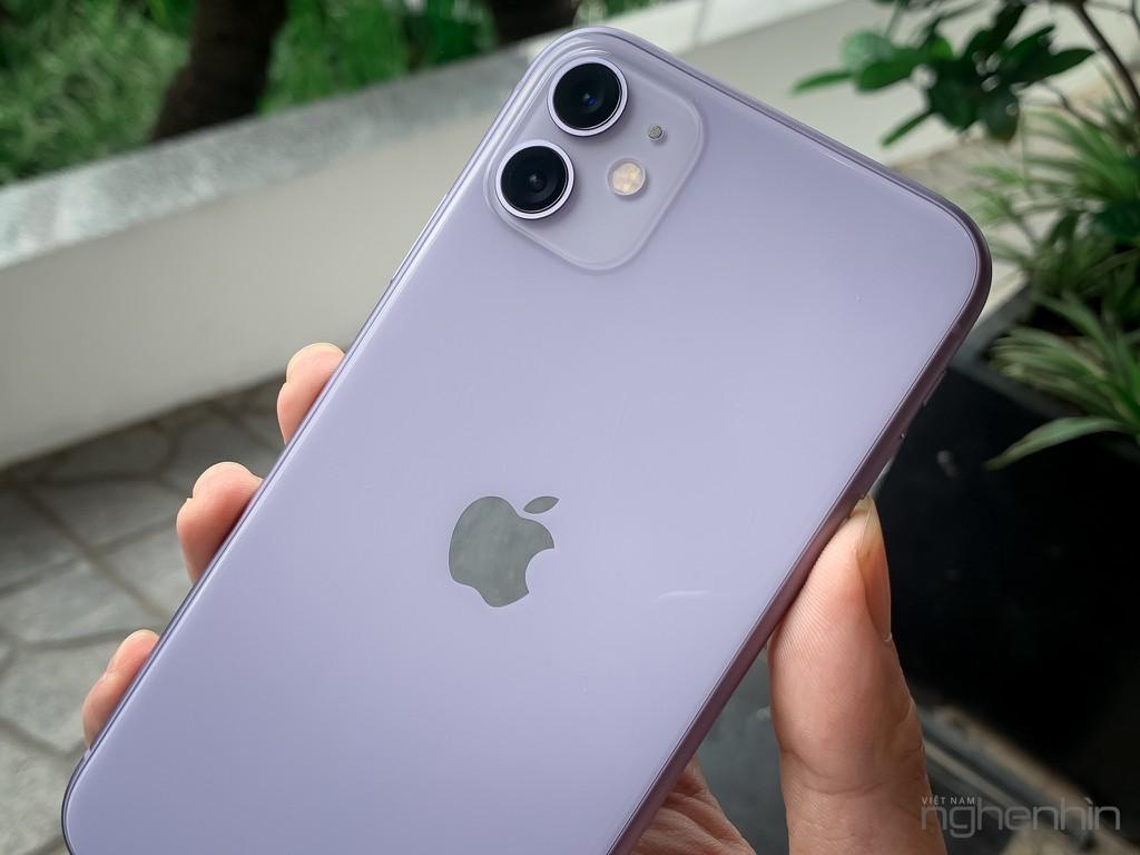 Trên tay bộ 3 iPhone 11, iPhone 11 Pro, iPhone 11 Pro Max đầu tiên tại Việt Nam ảnh 8