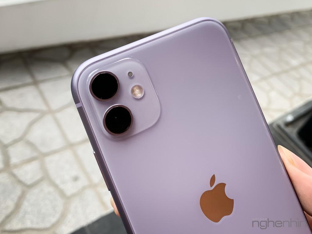 Trên tay bộ 3 iPhone 11, iPhone 11 Pro, iPhone 11 Pro Max đầu tiên tại Việt Nam ảnh 9