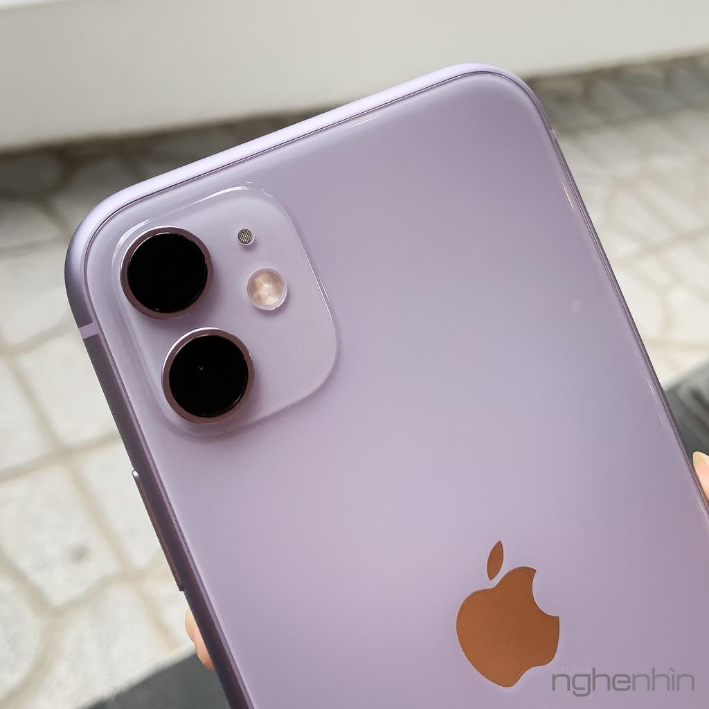 Trên tay bộ 3 iPhone 11, iPhone 11 Pro, iPhone 11 Pro Max đầu tiên tại Việt Nam ảnh 10