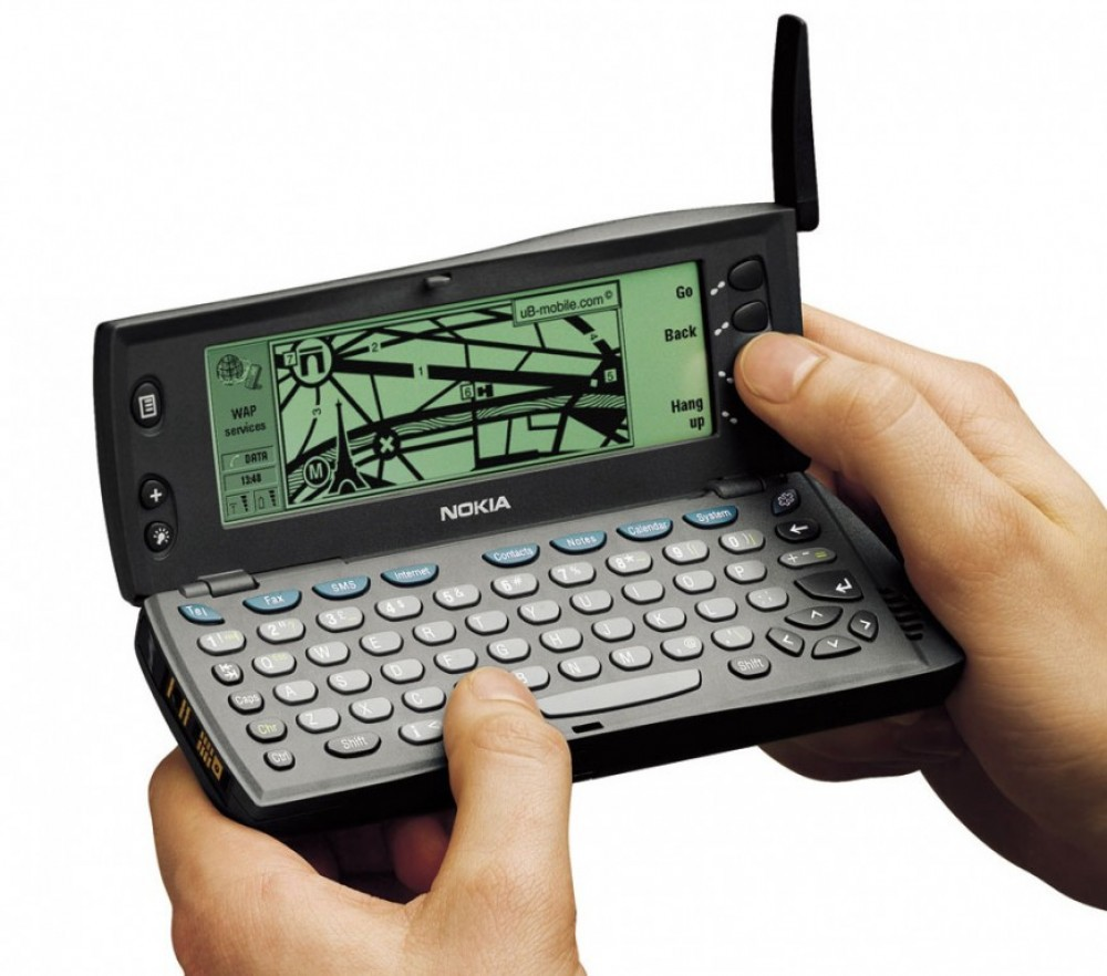 Góc hồi tưởng: Nokia 9000 bá đạo nhận fax và duyệt web từ 24 năm trước ảnh 1