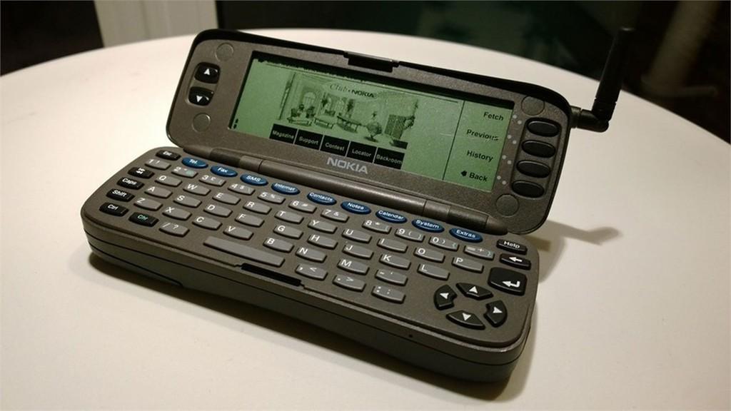 Góc hồi tưởng: Nokia 9000 bá đạo nhận fax và duyệt web từ 24 năm trước ảnh 2