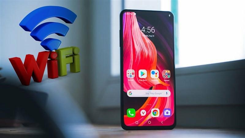 Smartphone khong ket noi duoc wifi xu ly the nao?