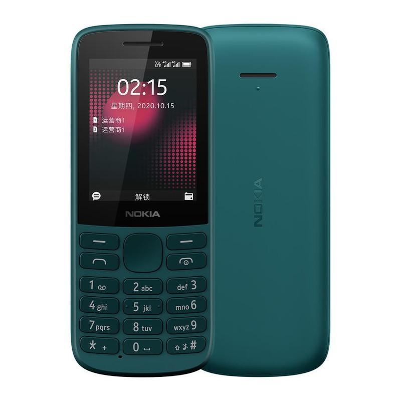 Nokia 215 4G va 225 4G ra mat: Gia duoi 1 trieu dong