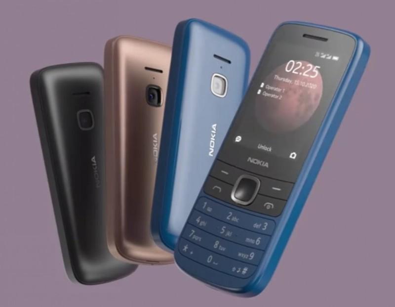 Nokia 215 4G va 225 4G ra mat: Gia duoi 1 trieu dong-Hinh-2