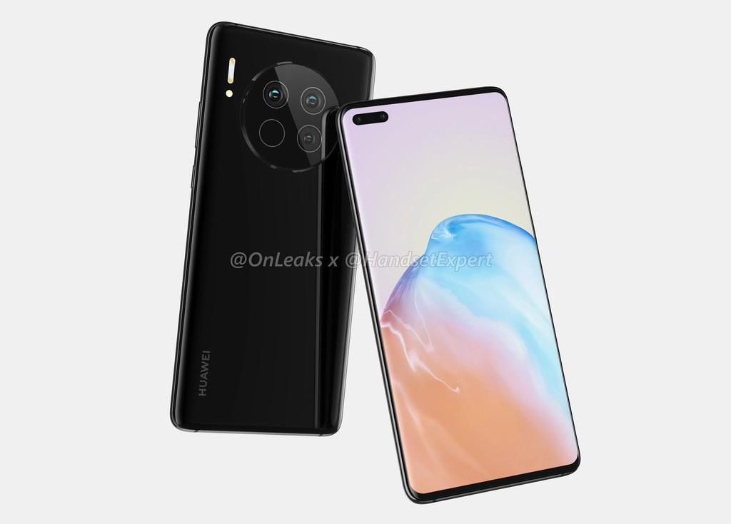 Huawei Mate 40 sẽ có 5 phiên bản màu sắc, chip siêu mạnh ảnh 1
