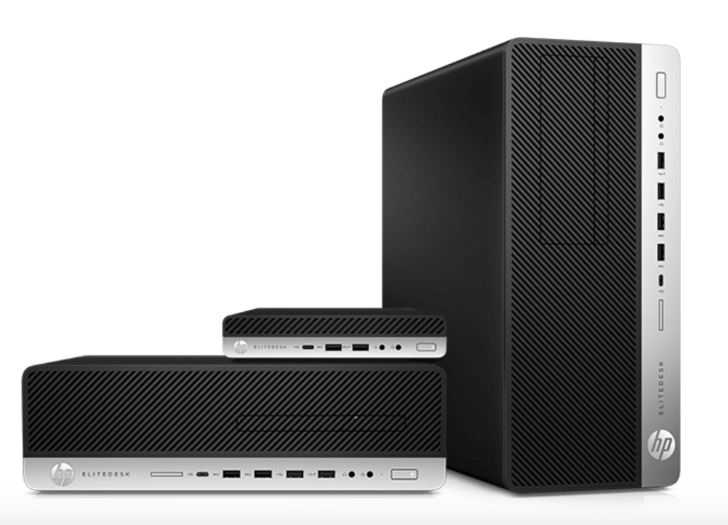 HP ELITEDESK 800 G5 SFF - PC siêu nhỏ gọn cho văn phòng hiện đại  ảnh 2