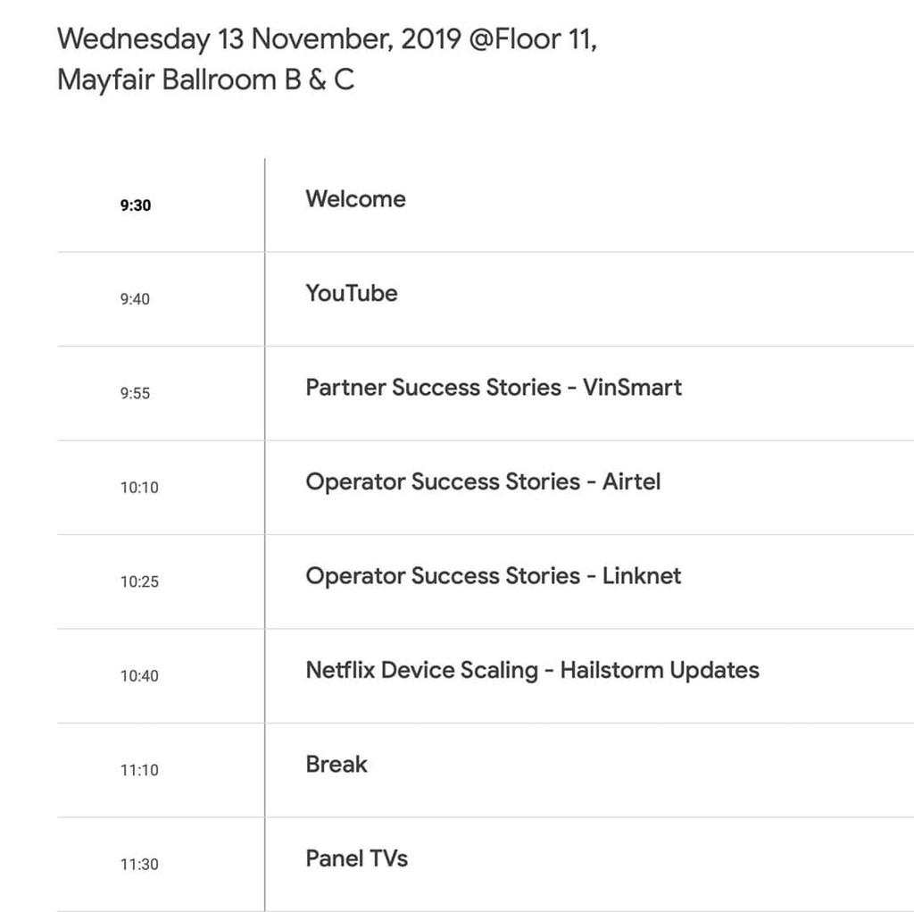 TV thông minh VinSmart sắp ra mắt sẽ chạy Android TV ảnh 3