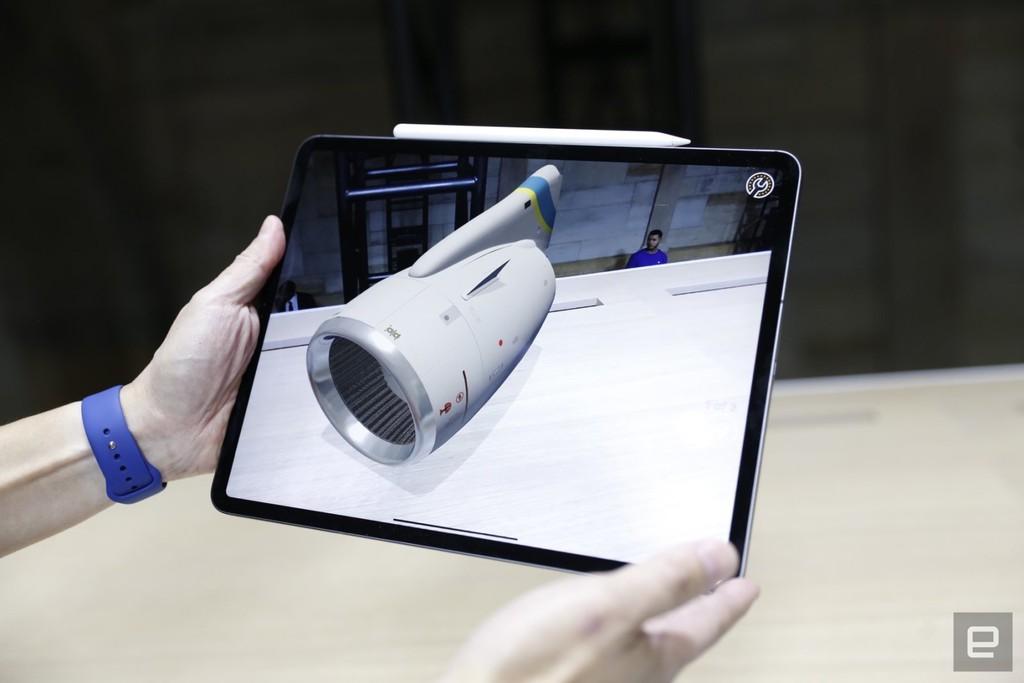 iPad Pro 2020 sẽ đi kèm cụm camera kép và cảm biến 3D ảnh 1