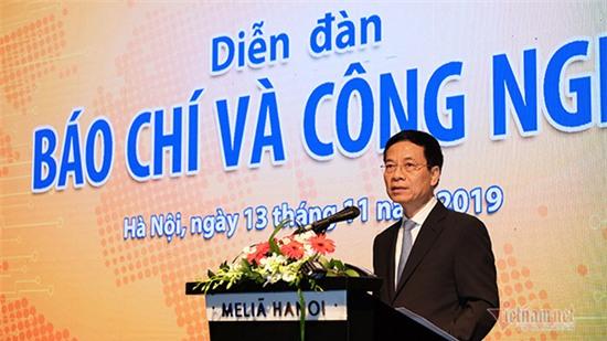 Công nghệ số sẽ thay đổi báo chí Việt Nam