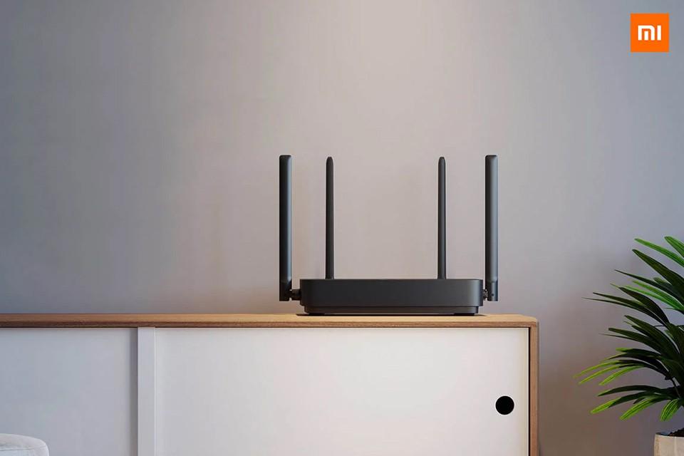 Router Xiaomi WiFi 6 CR6606: kết nối 128 thiết bị cùng lúc, giá 45 USD ảnh 1