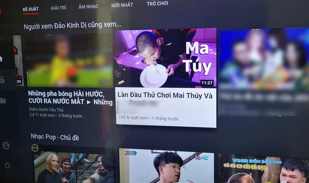YouTube Viet Nam tran ngap video lam hai tre em hinh anh 4