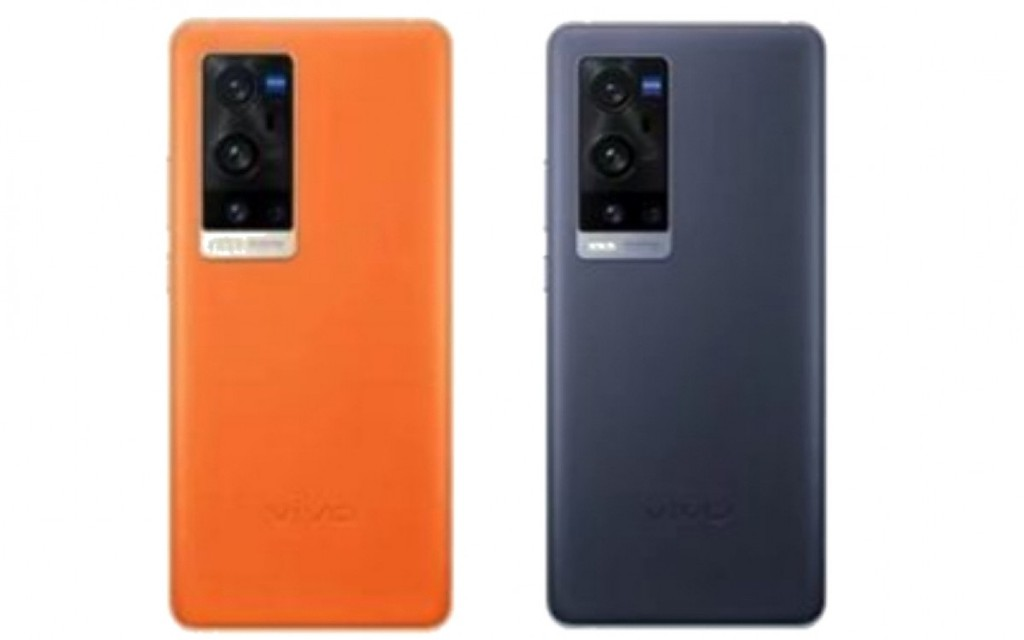 Ảnh render Vivo X60 Pro + có 4 camera sau nhưng khác X60 Pro ảnh 1