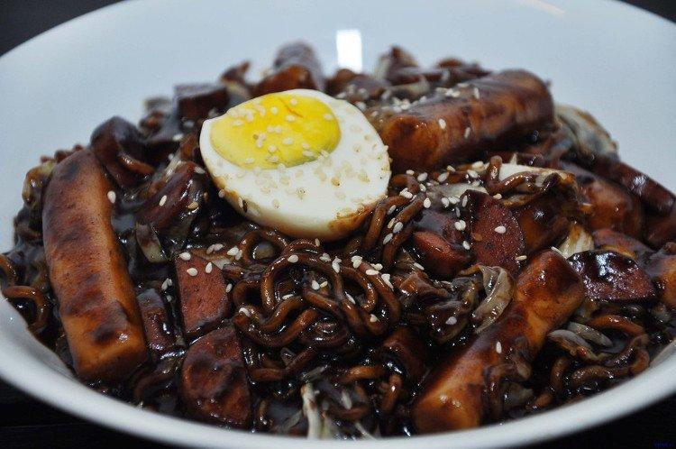Món ăn truyền thống trong ngày 14/4 Valentine Đen.
