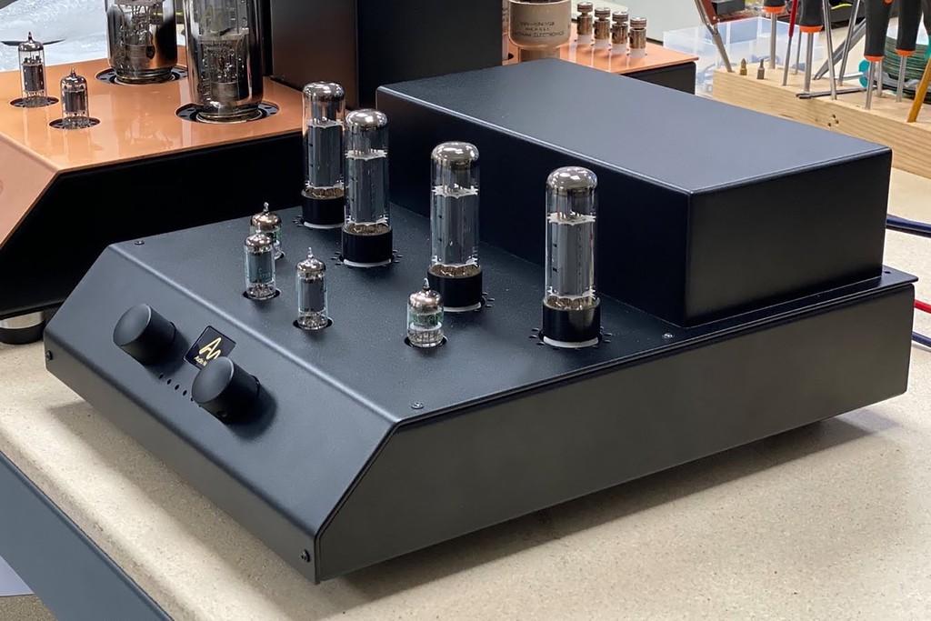 Audio Note  Cobra, ampli đèn EL34 có sẵn DAC với giá không phải nghĩ ảnh 1