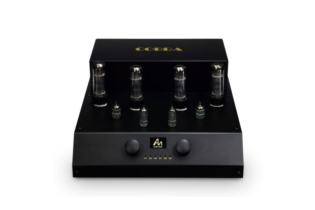 Audio Note  Cobra, ampli đèn EL34 có sẵn DAC với giá không phải nghĩ ảnh 2