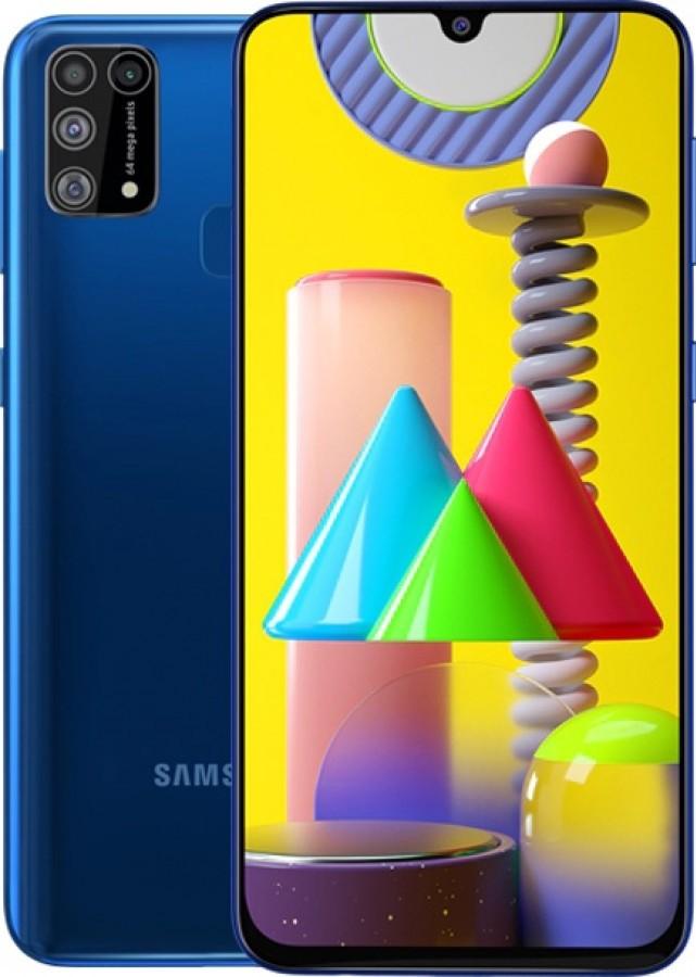 Samsung Galaxy M31 sẽ trình làng ngày 25/2 với camera 64 MP, pin 6.000 mAh ảnh 1