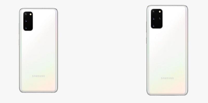 Vừa ra mắt, Galaxy S20 và S20+ đã chuẩn bị có thêm tùy chọn màu mới ảnh 1