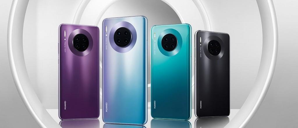 Huawei Mate 30 Pro chính thức lên kệ thị trường Việt giá  ảnh 1