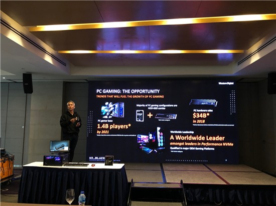 Western Digital ra mắt WD Black SN750 NVMe SSD thế hệ mới