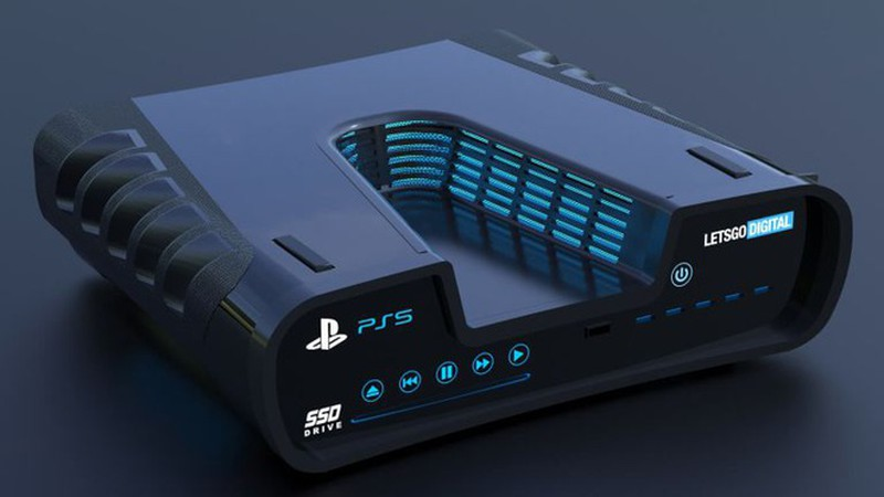 Quai vat choi game PlayStation 5 lo cau hinh