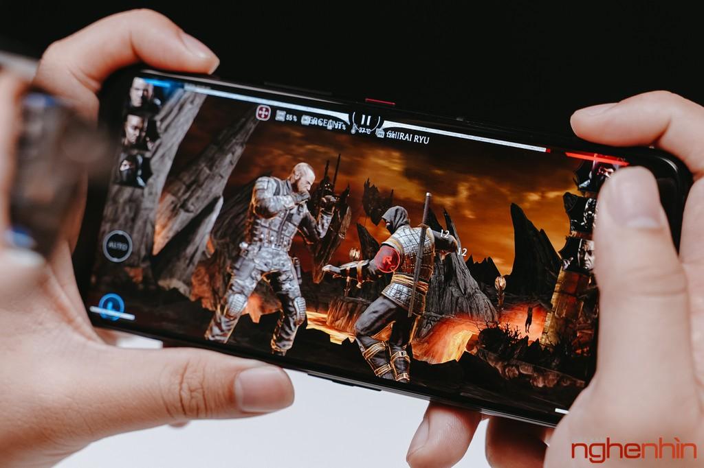 Chiến thử loạt game trên ROG Phone 5 vừa ra mắt ảnh 1